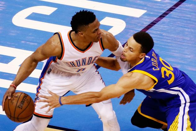 Golden State Warriors at Oklahoma City Thunder - Game 6