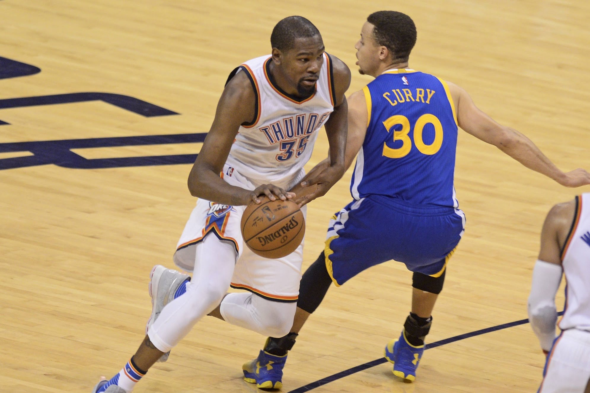 Oklahoma City Thunder at Golden State Warriors Game 5