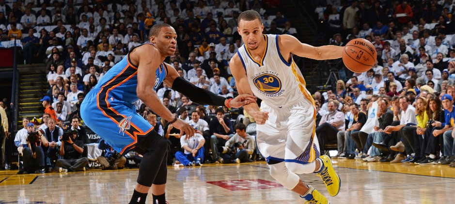 Oklahoma City Thunder at Golden State Warriors