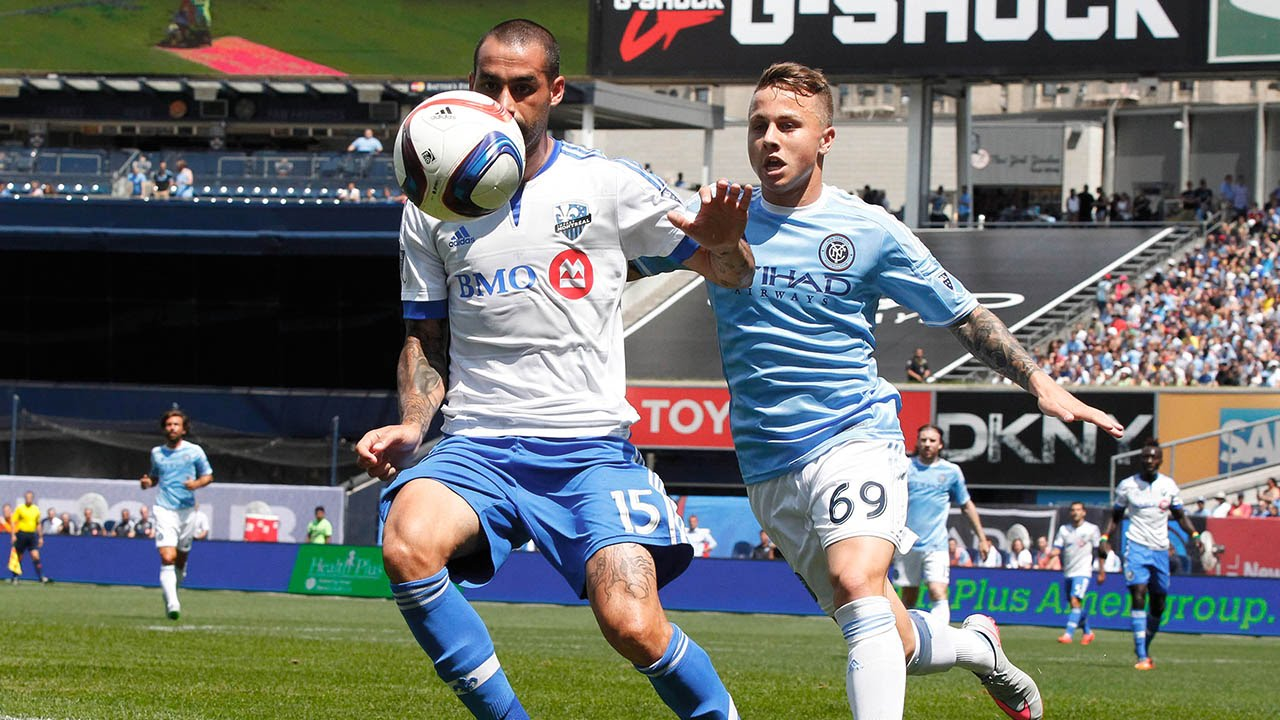 New York City FC+Montreal Impact