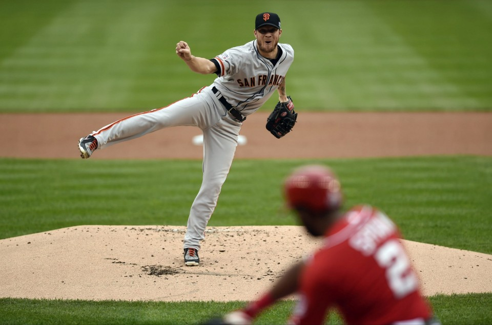mlb-washington-nationals-vs-san-francisco-giants